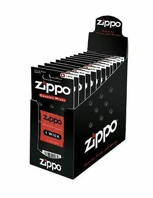 Zippo 2425, 24 Zippo Wicks, Full Box, Individually Packaged