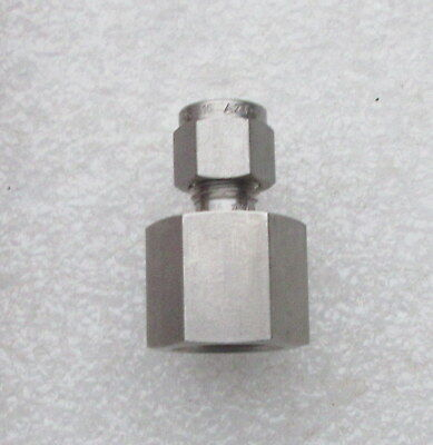 """Swagelok  1/4"""" X 3/8"""" Stainless Steel Tube Fitting SS-400-7-6 Several Avail  New"""