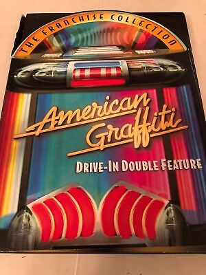 American Graffiti+More American Graffiti DVD Drive-In Double Feature
