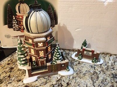 DEPT 56 Dickens Village The Old Royal Observatory 58453 Near-Mint