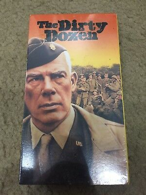 The Dirty Dozen (VHS, 1996). Brand New And Sealed.