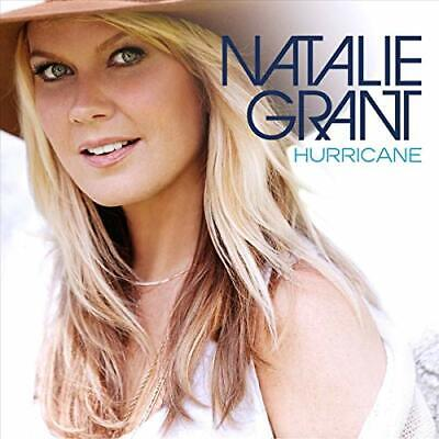 Natalie Grant - Hurricane - Natalie Grant CD EEVG The Cheap Fast Free Post The