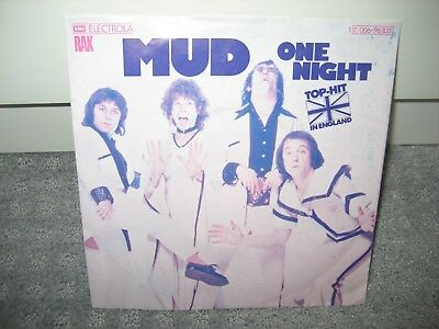 "Single Mud ""One Night/Shake, Rattle and Roll/See you later Alligator"""