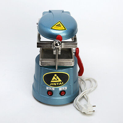 Dentaire Dental Vacuum Forming Molding Machine Lab Thermoforming Fomer