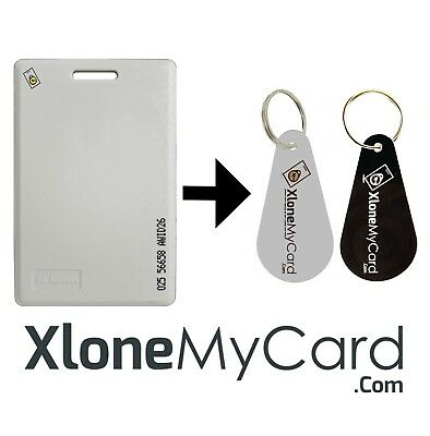 COPY / CLONE Awid Fob or Key Card 26 bit Format Only - $16 99 | PicClick