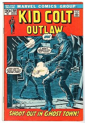 Kid Colt Outlaw #159, Fine - Very Fine Condition