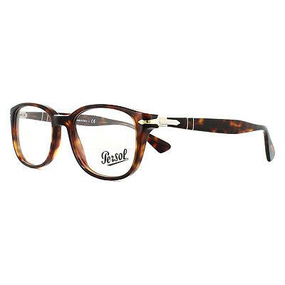 1c9569aef9 PERSOL GLASSES FRAMES PO3163V 24 Havana 54mm Mens -  155.00