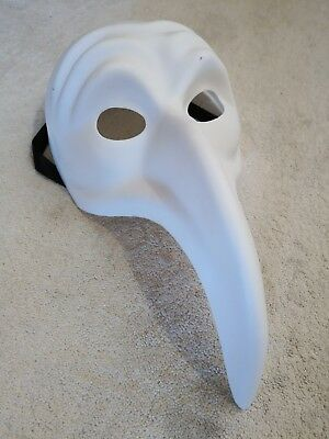 Authentic Plague Doctor mask from Venice
