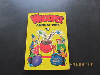 Whoopee  Annual 1985  Very Good For Age