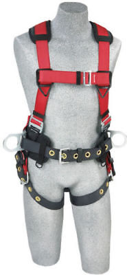 New!! 3M  Full Body Harness With 130-310 Lb Weight Capacity, 1191209