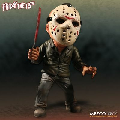 Friday the 13th Jason Voorhees Deluxe stilisierte roto Vinyl figure 18 cm Mezco