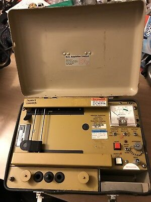 dymac vibration signature analyzer model 2543 scientific atlanta