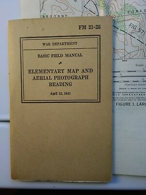 War Department Basic Field Manual Equipment Clothing And Tent