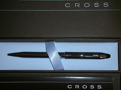 Cross Century 2000 Chrome Ballpoint Pen 422-1 Made In The Usa Factory Second