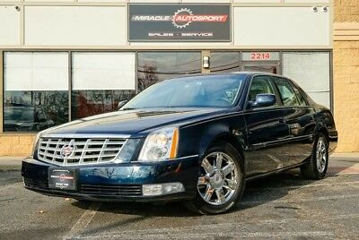 2007 Cadillac DeVille  61k low mile free shipping warranty dts luxury cheap clean loaded finance caddy