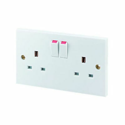 Gsm Ysy Bug Monitor In Uk Mains Wall Socket & Sms Remote Auto Sound Activated Ys
