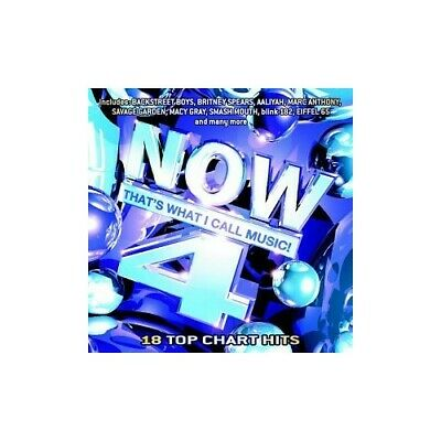 Various Artists - Now, That's What I Call Music! 4 - Various Artists CD L5VG The