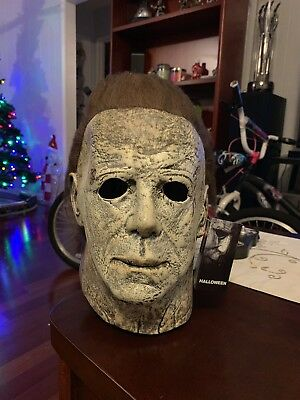 NWT ToTs 2018 Michael Myers Halloween Mask Officially Licensed