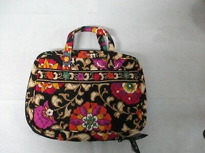 Vera Bradley BOOK CARRIER COVER Case Sleeve Bible Tote