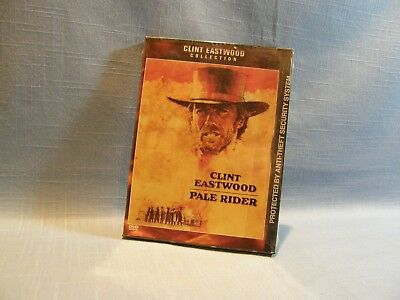 Pale Rider, Clint Eastwood, New Dvd