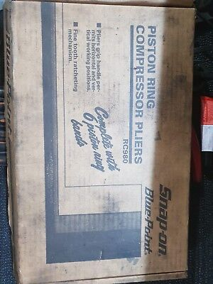 Bluepoint Piston Ring Compressor Pliers