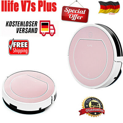 ILIFE V7s Plus Staubsauger Saugroboter automatically Robot Vacuum Cleaner