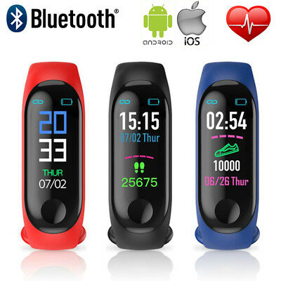 Smartwatch Bluetooth Cardiofrequenzimetro Sport Gps Fitness Tracker Android Ios