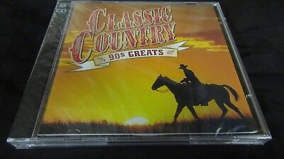 TIME LIFE - CLASSIC COUNTRY - 90's GREATS 2CD