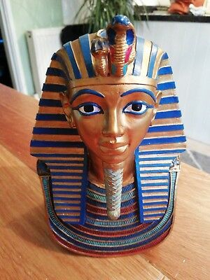 Egyptian Bust Of Pharaoh