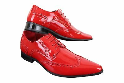 Chaussure Rouge Cuir Cuir Chaussure Homme Chaussure Chaussure Rouge Homme Cuir Homme Rouge R53LcjqA4