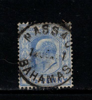 Item No. A6150 – Bahamas – Scott # 46 – Used