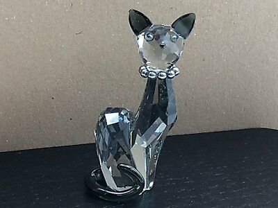 Swarovski Figur 995008 House of Cats Katze Ines 6 cm. Top Zustand