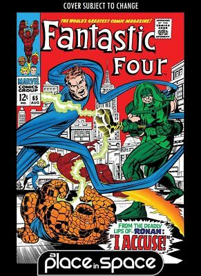 True Believers Fantastic Four Ronan & Kree #1 (Wk51)