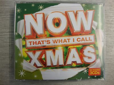 Various Artists - Now That's What I Call Xmas CD Album