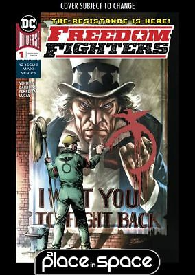 Freedom Fighters, Vol. 3 #1A (Wk51)