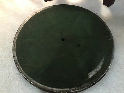 Antique Brunswick Phonograph Model 7M Platter