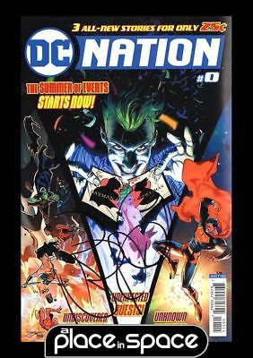 Dc Nation, Vol. 2 #0A - Signed By Brian Bendis W/coa (Ltd To 225) (Wk51)