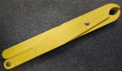 IDEAL INDUSTRIES 34-001 Safe-T Grip Fuse Puller Tool, Good Condition, USA