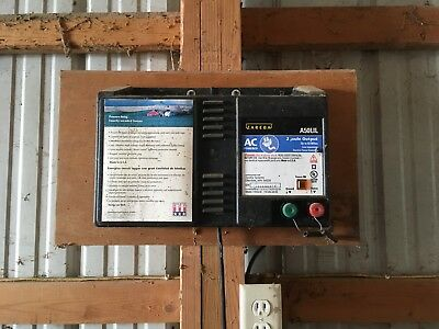 Used Electric Fence Charger
