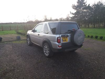 Land Rover Freelander Spaces and Repair. Non Runner