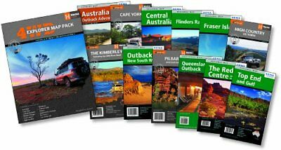 Australia Great 4wd Destinations