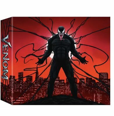 Venom Limited Edition DVD, Blu-Ray and Digital Code Collector's 2-Disc Set