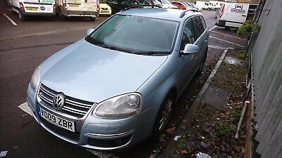 Vw Golf 2009 1.9tdi DSG automatic- low milage - spare and repair