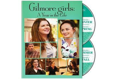 Gilmore Girls A year In The Life 2017 DVD TV Series US Seller Ships Fast