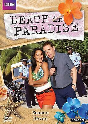 Death in Paradise S7 Ardal O'Hanlon DVD, 2018 NEW FREE SHIPPING