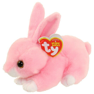 TY Beanie Baby - WALKER the Pink Bunny (6 inch) - MWMTs Stuffed Animal 0b1f3e0bcd0a