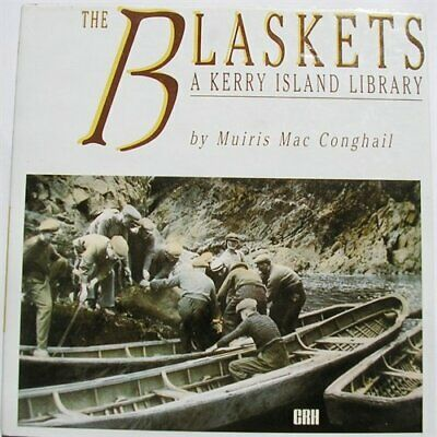 The Blaskets: A Kerry Island Library by MacConghail, Muiris Paperback Book The