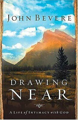 Drawing Near by Bevere, John Paperback Book The Cheap Fast Free Post