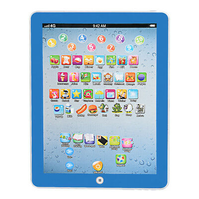 Kids Children TABLET PAD Educational Learning Toys Gift For Boys Girls Baby D