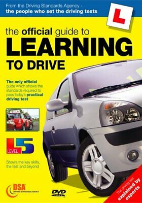 The Official Guide to Learning to Drive (D... - Driving Standards Agency CD 99VG